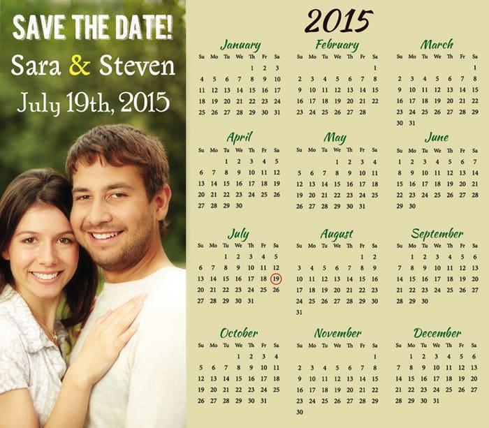 фото календарь